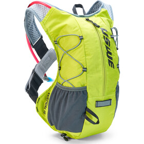 USWE Vertical 10 Plus Hydration Backpacks crazy yellow